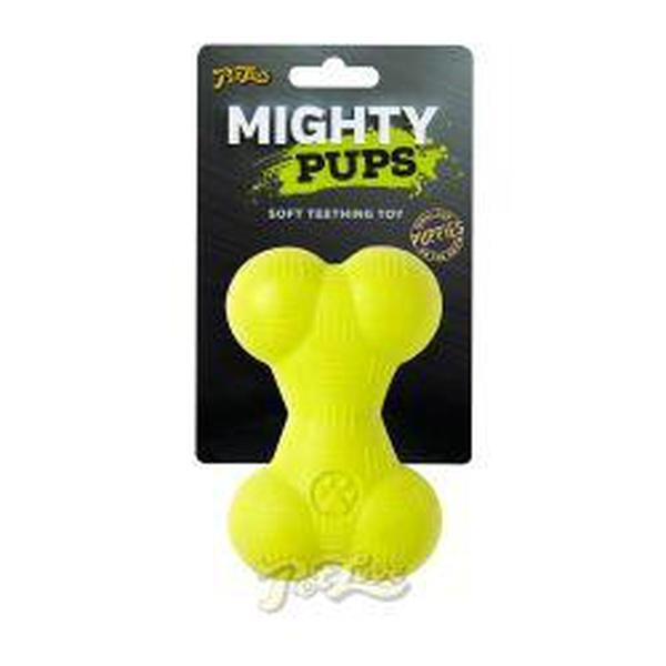 Mighty Pups Foam Bone, sm