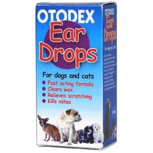 Otodex Ear Drops, 14ml