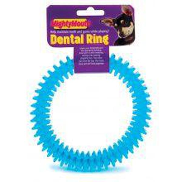 Pennine Dental Ring Dog Toy, sgl