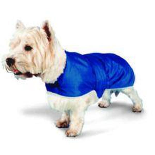 Pennine Dog Coat Waterproof Blue, 16""