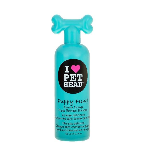 Pet Head Shampoo Puppy Fun, 475ml