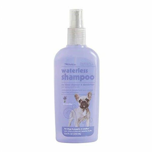 Petkin Waterless Shampoo Lavender, 250ml