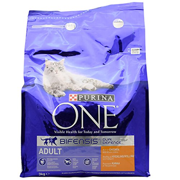 Purina One Cat Chicken, 3kg