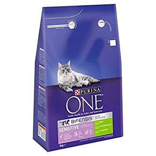 Purina One Sensitive Turkey, 3kg