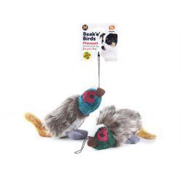 Ruff 'N' Tumble Beak 'E' Birds Pheasant Medium, med