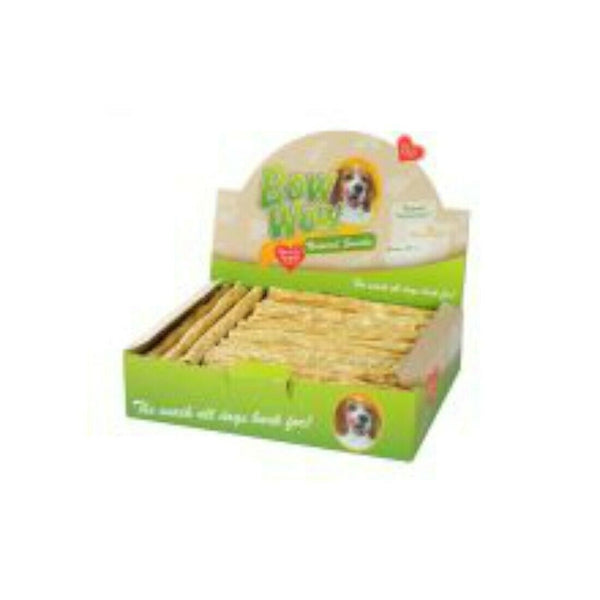 Bow Wow Natural Chicken Stick, 22g X 50