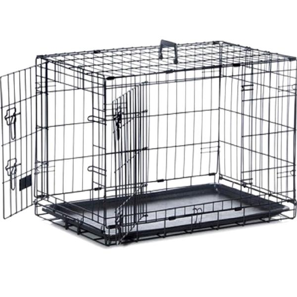 Safe 'N' Sound Dog Crate 2 Door sml