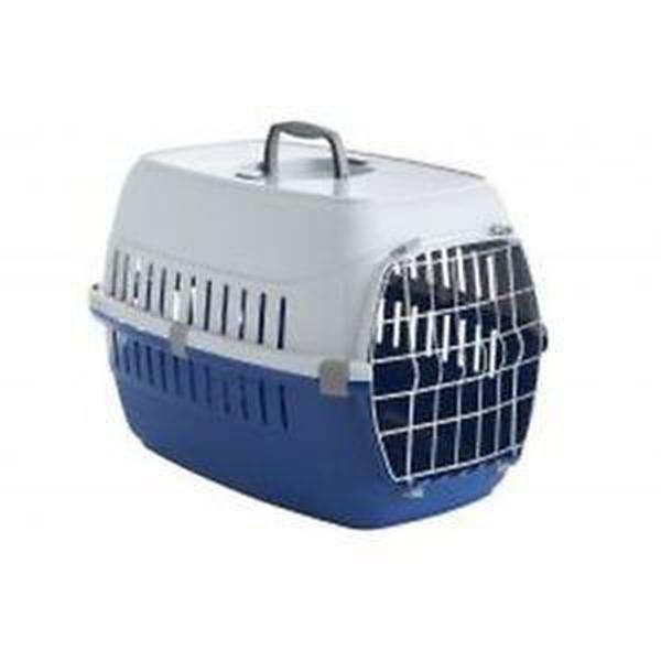 Safe 'N' Sound Pet Carrier Road Runner 1 Blue Berry, 49cm