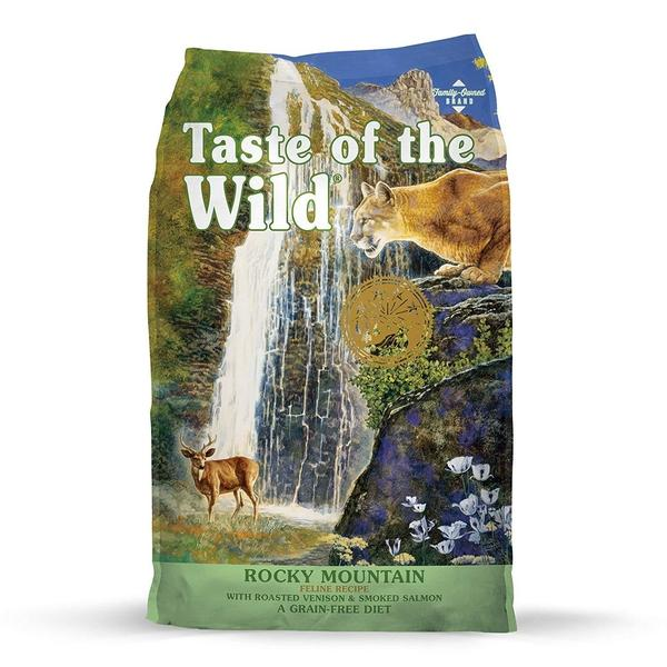 Taste Of The Wild Rocky Mountain Cat, 2kg