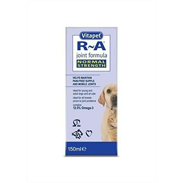 Vitapet R&A Joint Formula Normal Strength, 150ml