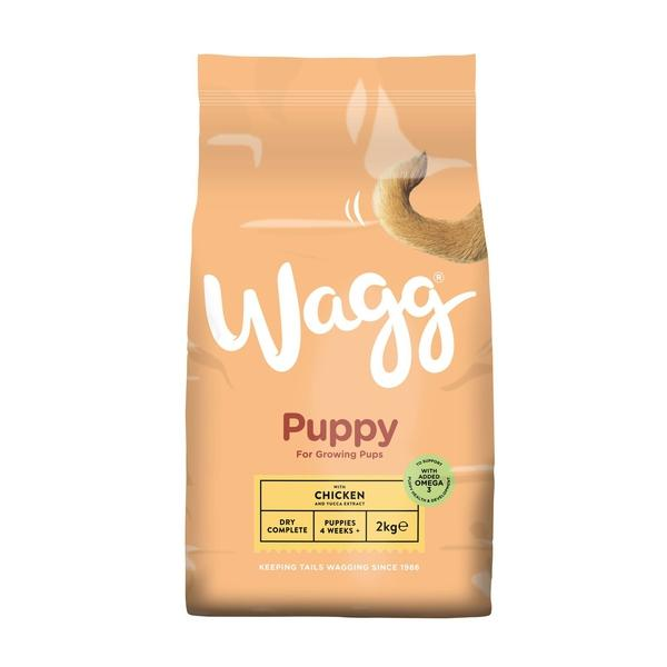 Wagg Complete Puppy, 2kg