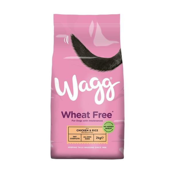 Wagg Complete Wheat Free Chicken, 2kg