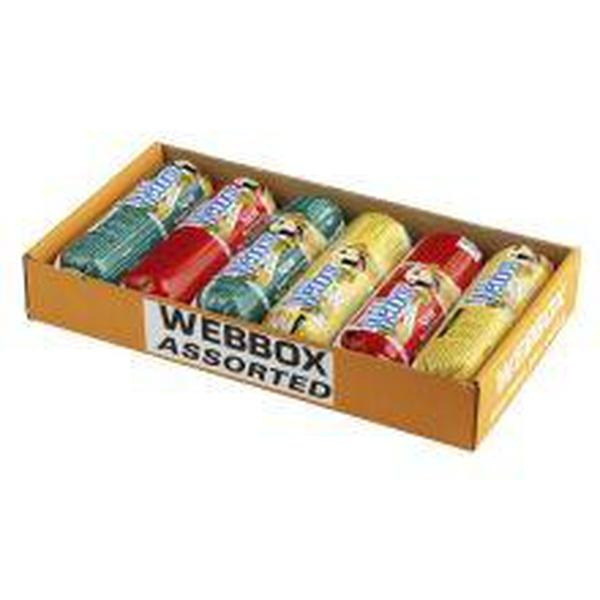 Webbox Pet Chubs Assorted, 800g X 6