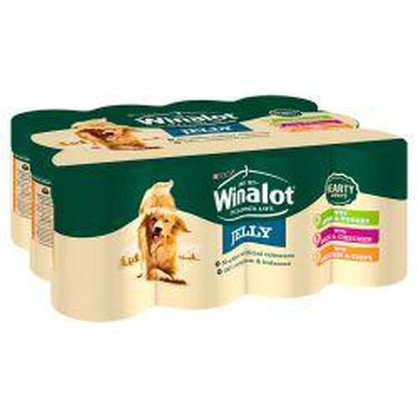 Winalot Mixed Variety In Jelly 12 Pack, 400g