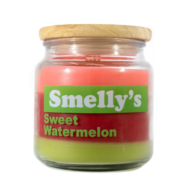 An Awesome Scented Sweet Watermelon Candle