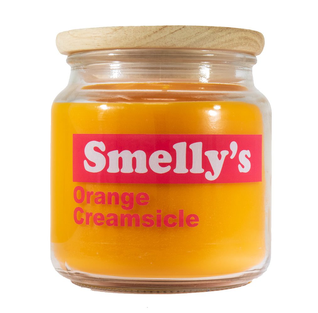 Orange Creamsicle Candle