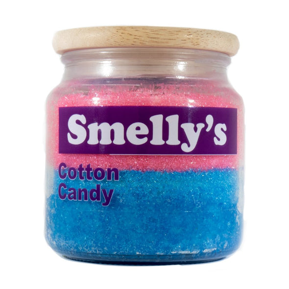 Scented Cotton Candy Candle