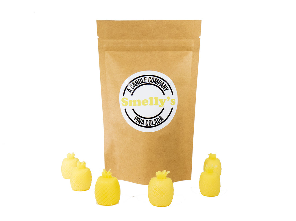 Pina Colada scented wax melts