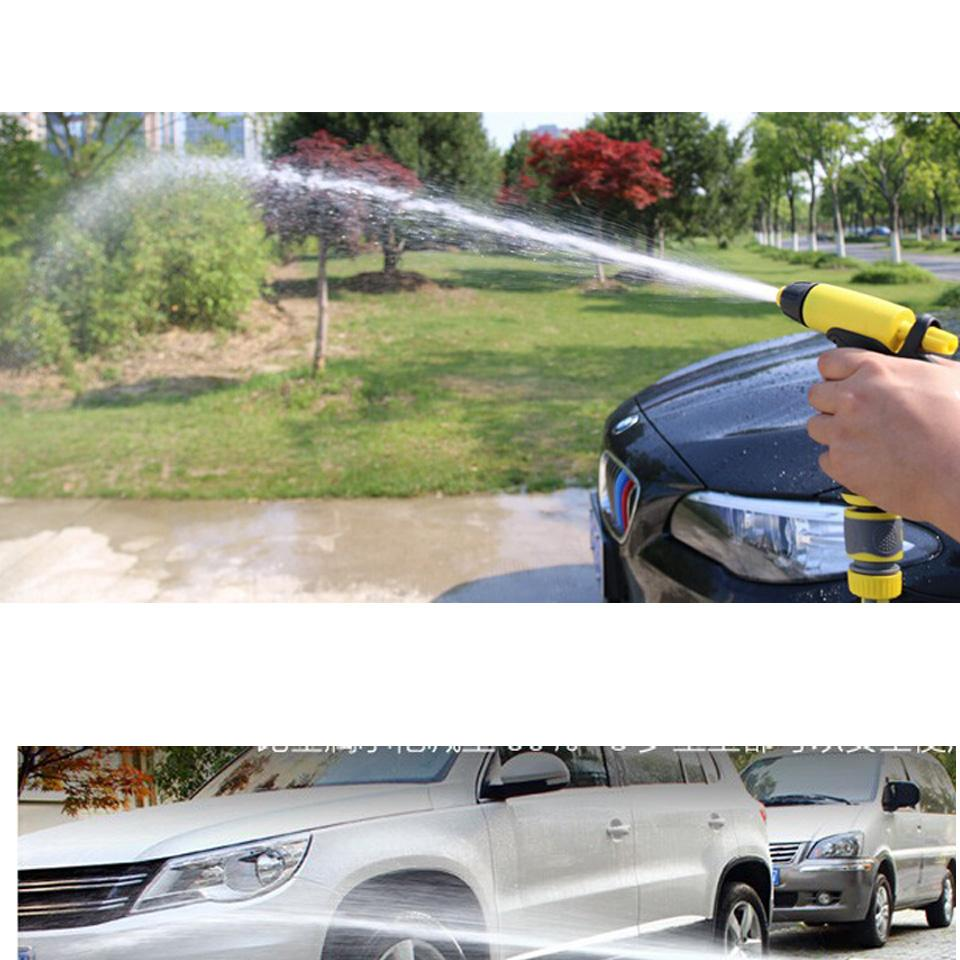 High Pressure Self-priming Electric Car Wash