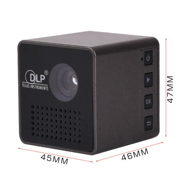 POCKET SMART PROJECTOR + WIFI