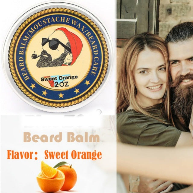 Gentlemens best Wax for Beard Care