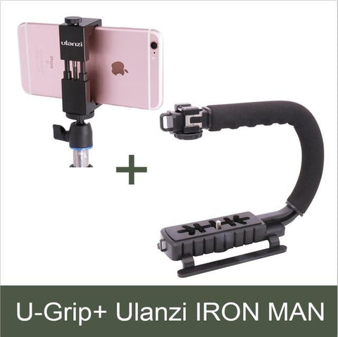 Image of Video Stabilizer Handle U-Grip