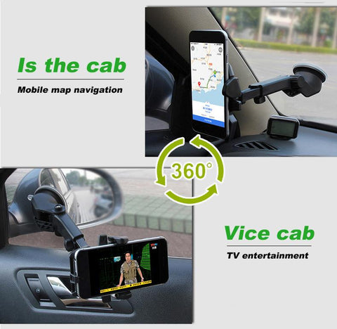 Image of World Best Windshield Phone Holder