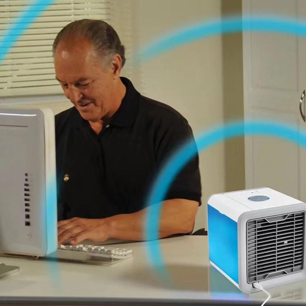World First Personal Air Cooler