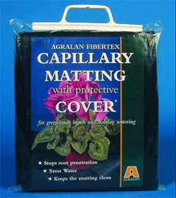 Capillary Matting with Protective Cover - Dibleys
