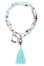 Load image into Gallery viewer, amazonite-multi-gemstone-mala-1