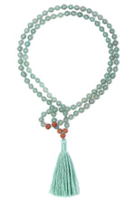 Load image into Gallery viewer, aventurine-gemstone-mala-1