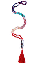 Load image into Gallery viewer, chakra-gemstone-mala-2