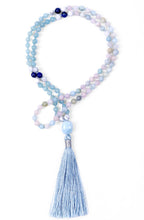 Load image into Gallery viewer, clarity-mala-aquamarine-morganite-lapizlazuli-howlite-gemstone-1