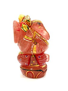 rose-quartz-gemstone-ganesha-idol-3