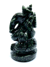 Load image into Gallery viewer, Green Jasper Ganesha