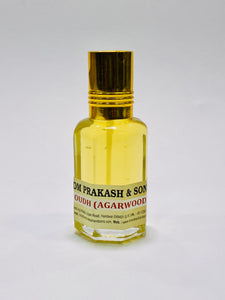 Oudh or Agarwood Oil (12 ml)