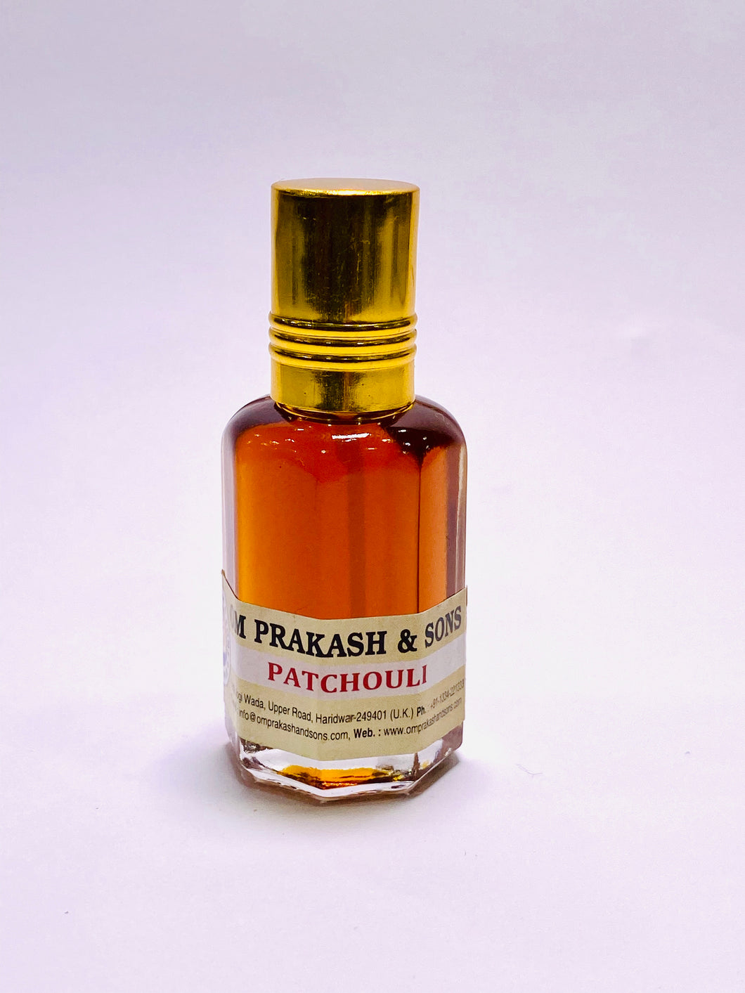 Patchouli Oil (12 ml)