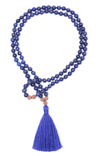 Load image into Gallery viewer, lapiz-lazuli-gemstone-mala-1