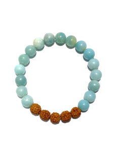 amazonite-gemstone-bracelet