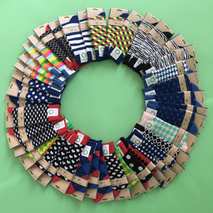 Organic Socks Subscription - 6 Months