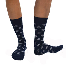 Load image into Gallery viewer, Organic Socks, Snöman