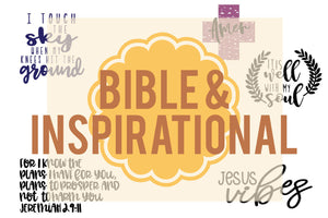 Bible and Inspirational