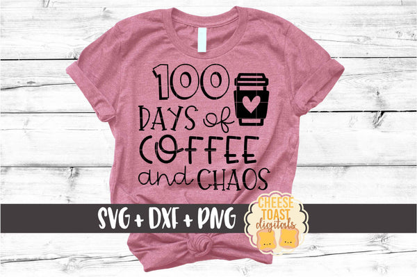 100 Days of Coffee and Chaos