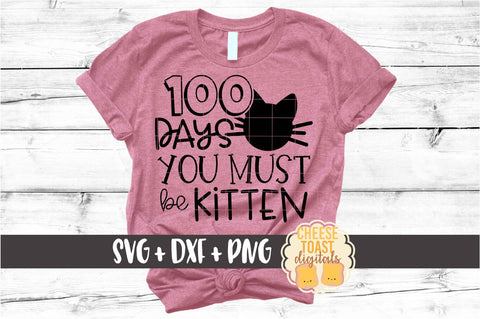 100 Days You Must Be Kitten