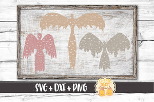 Angel Set - Distressed