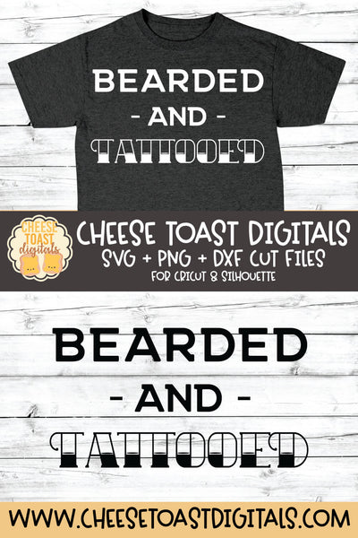 Bearded and Tattooed