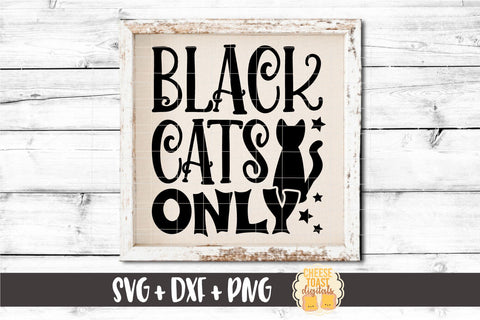 Black Cats Only