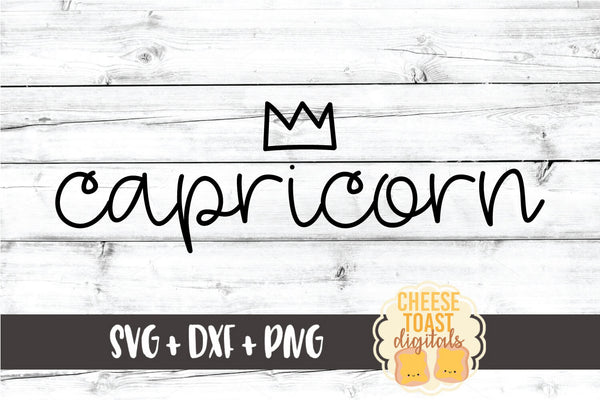Capricorn Crown