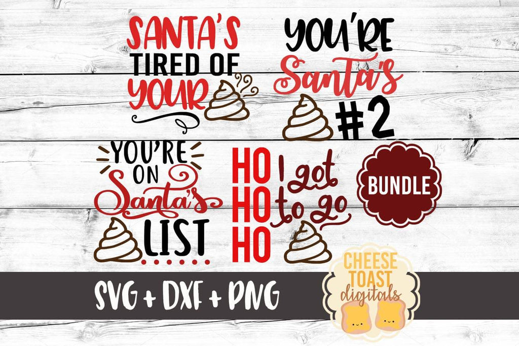 Christmas Toilet Paper Roll Svg Bundle Free And Premium Svg Files Cheese Toast Digitals
