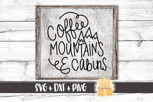 Coffee Mountains & Cabins